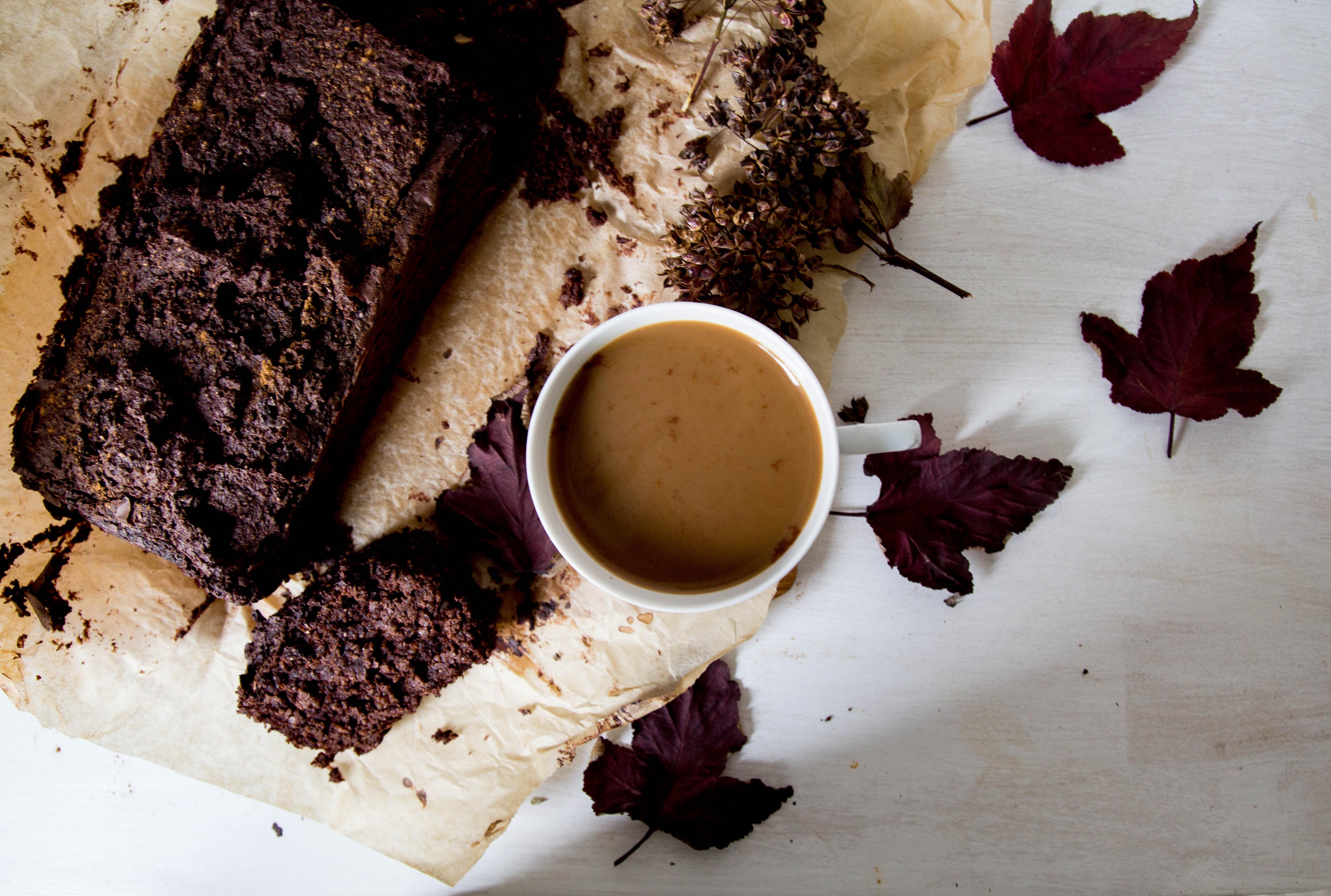 Ciasto czekoladowo- gryczane