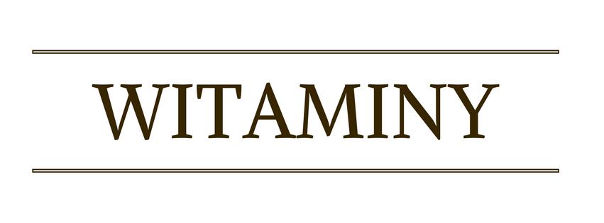witaminy podczas starań