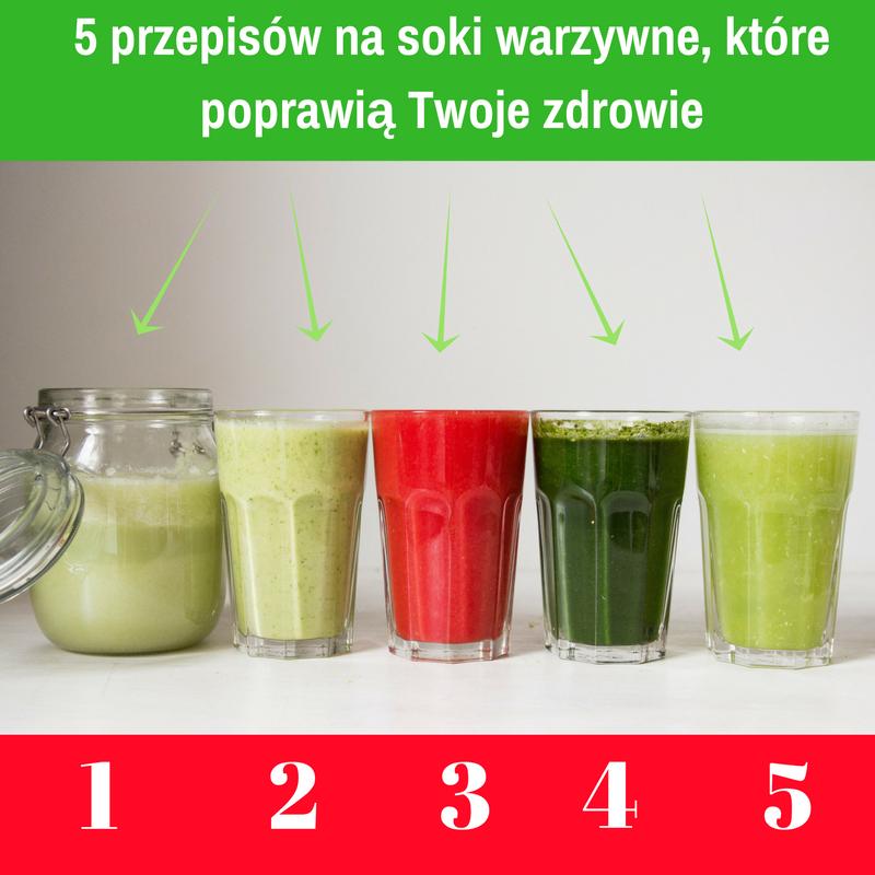 5 przepisów na soki, które poprawią Twoje zdrowie (1)
