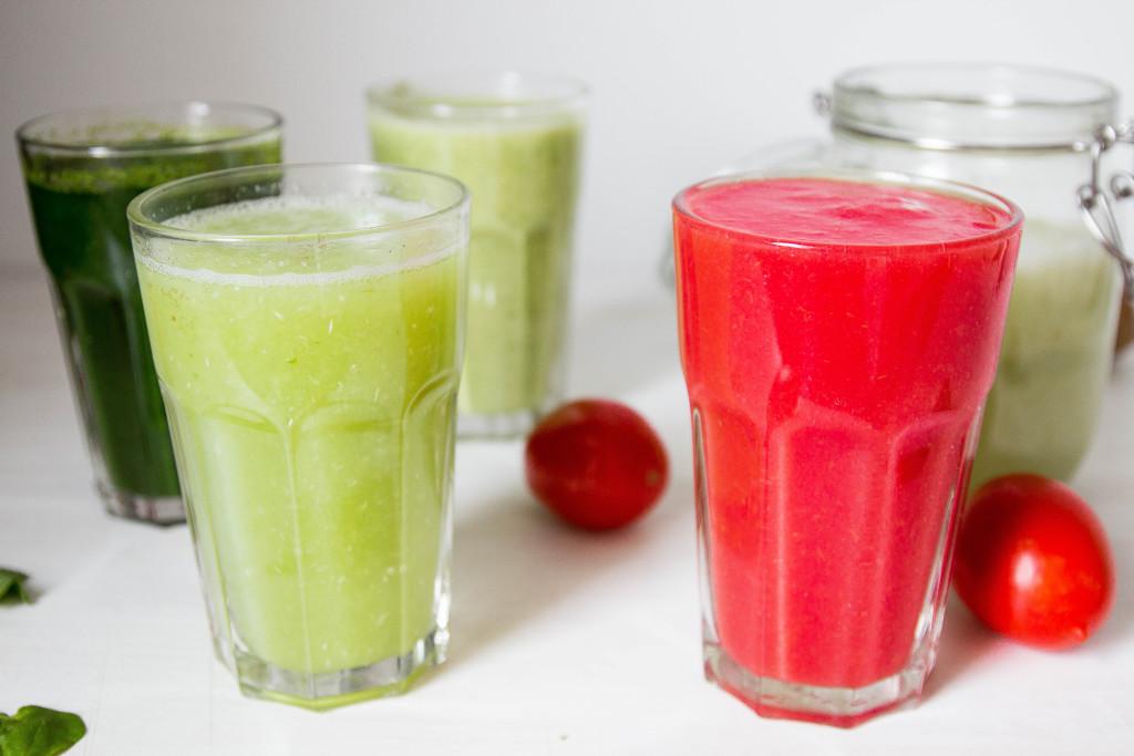 soki warzywne przepis