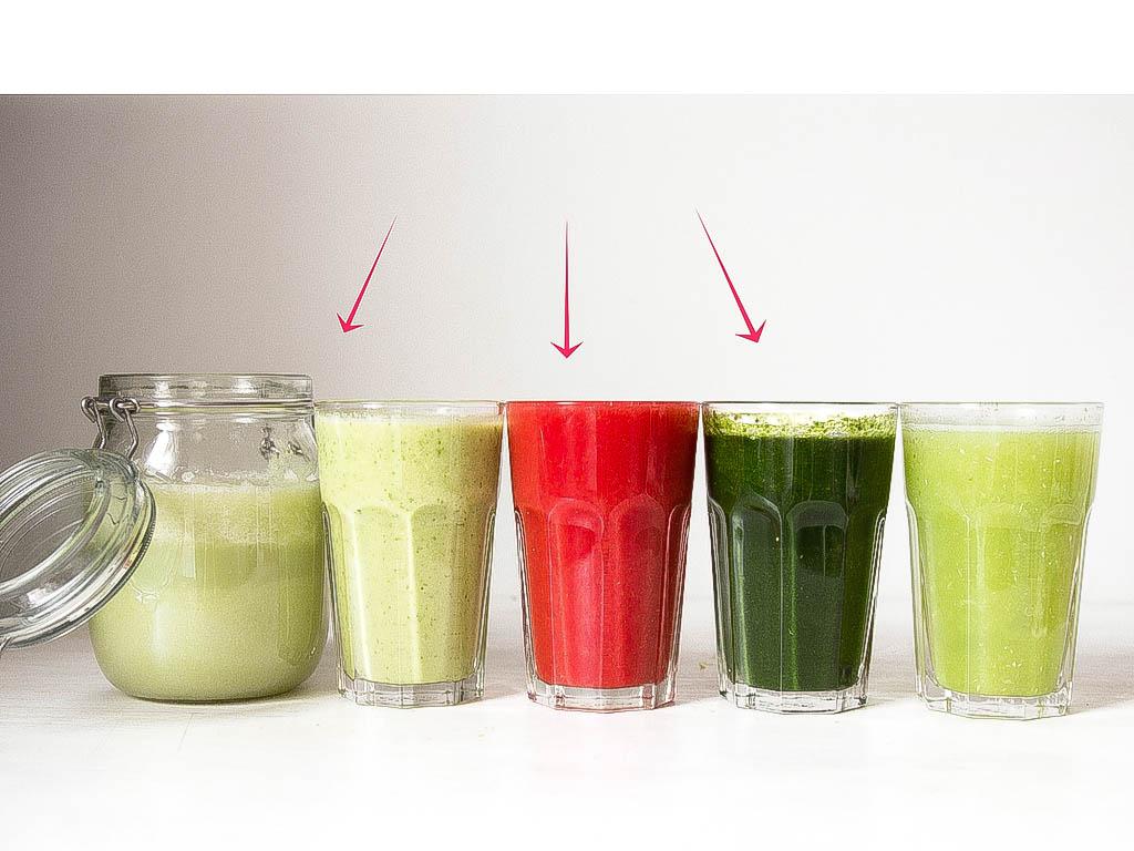 5 przepisów na soki warzywne i ich właściwości, które warto znać