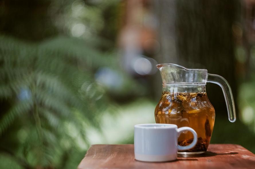 Zielona herbata jej zalety, odchudzanie, właściwości