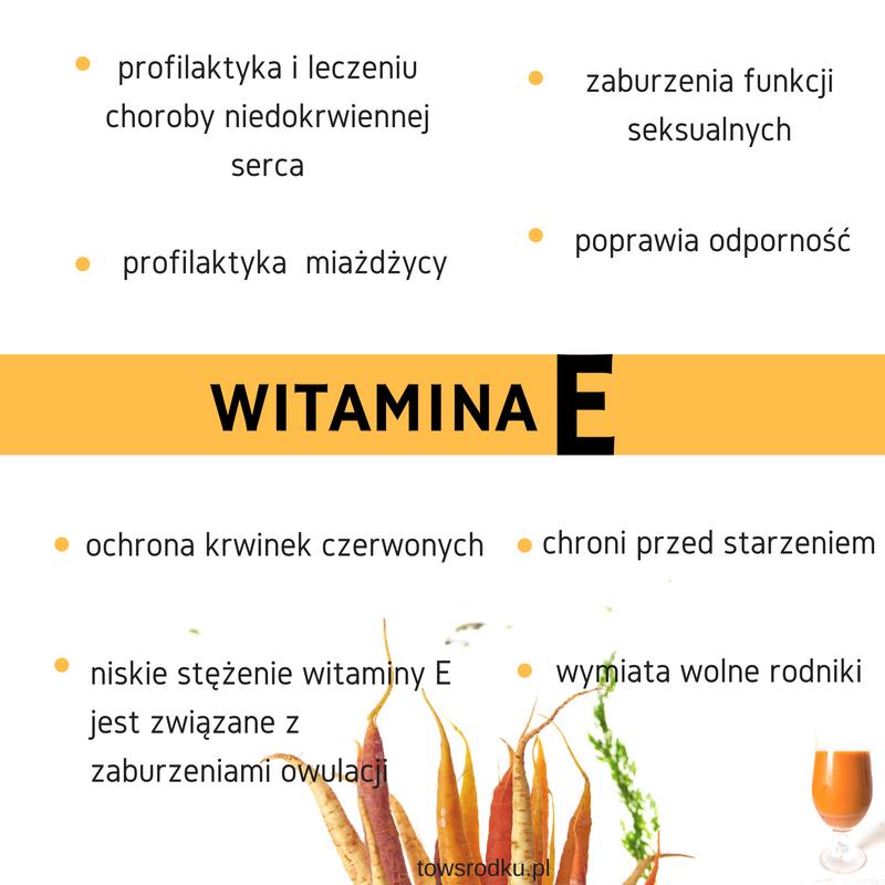 witamina-E MARCHEW