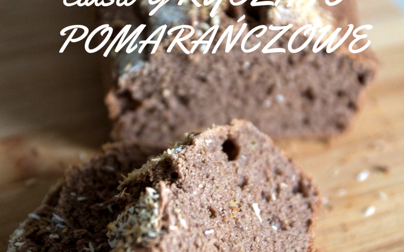 ciasto GRYCZANO-POMARAŃCZOWE (1)