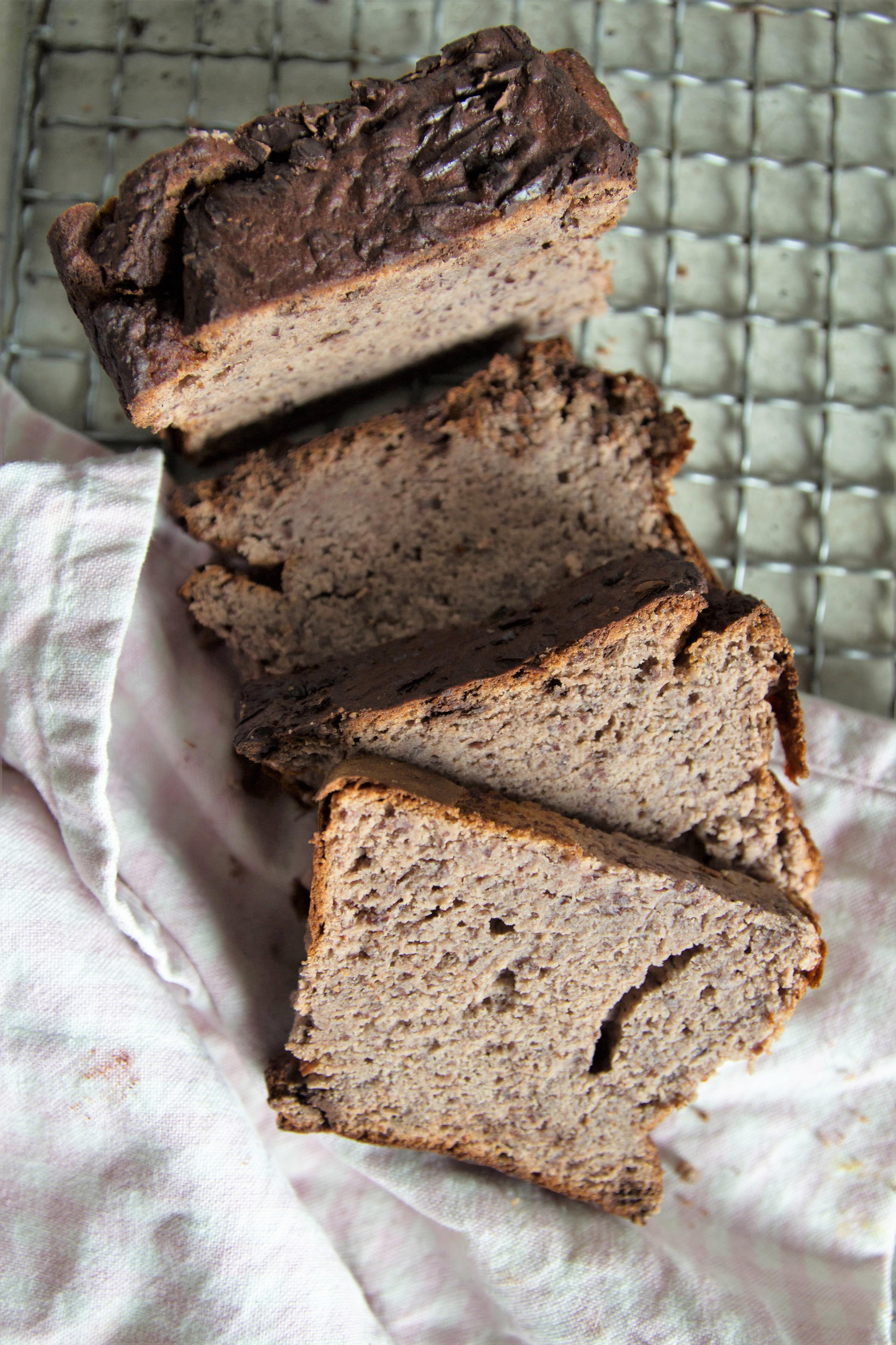 Najprostsze brownie fasolowe na świecie